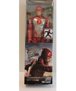 "2018 JUSTICE LEAGUE THE FLASH SILVER LIMITED EDITION POSABLE 12""ACTION F... - $20.00"