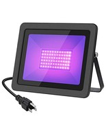 WELKEY PLUS 80W UV Black Lights with Plug6ft Cable, IP66 Waterproof Ultr... - $46.41