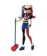 Mattel DTD33 DC Super Hero Girls(TM) 12 Doll Villain Assortment - $49.96 CAD