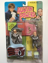 AUSTIN POWERS MOON MISSION MINI ME ACTION FIGURE (MCFARLANE TOYS, 1999) - $14.66