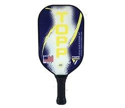 Topp Pickleball Paddle Reacher Composite Blade (Blue/Yellow) - $85.00