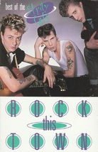 Stray Cats Best of the Stray Cats - Rock This Town Cassette - $2.50