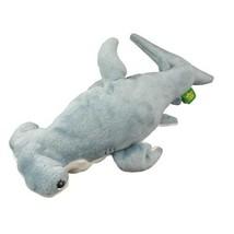 Hammerhead Shark Wild Republic 16.5 inch Stuffed Animal Beanbag Plush Toy - $14.54