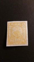 Russia Noyta 1921 100 Ruble Scott # 181 Very Fine MNH High Value Stamp Y... - $2.48