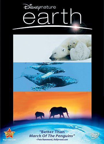 Disney Disneynature: Earth (2009) DVD