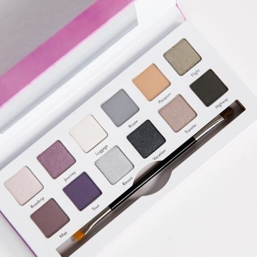 Cargo Cosmetics Getaway Eye Palette 12 Colors - New in Box NIB -$34 Retail Value - $12.99