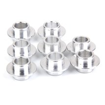 8PCS Roller Skate Wheels Accessories Center Bearing Bushing Shoes Spacer... - $4.93