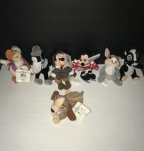 The Disney Store Beanie Babies Plush Lot Of 7 - $46.75