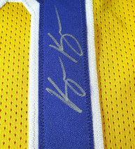 KYLE KUZMA / AUTOGRAPHED LOS ANGELES LAKERS CUSTOM BASKETBALL JERSEY / COA image 4