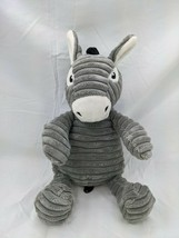 "Unipak Gray Donkey Mule Plush 13"" Stuffed Animal Toy - $16.95"