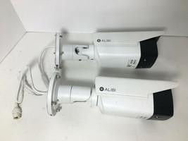 Lot of 2 Alibi ALI-NS4022R 2MP IP Bullet Security Camera  WDR H.265 - $128.70