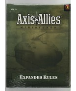 Axis & Allies Miniatures Expanded Rules - Avalon Hill - SC - 9780786948048. - $9.31