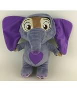 Tomy Disney Zootopia Elephant Ele-Finnick Talking Plush Stuffed Animal 2... - $21.73