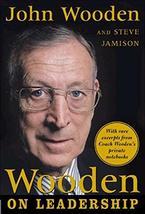 Wooden on Leadership: How to Create a Winning Organization [Hardcover] John Wood image 2