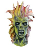 Halloween Iron Maiden Killers Eddie Latex Deluxe Mask TOT's Officially L... - £65.76 GBP