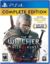 Witcher 3: Wild Hunt Complete Edition - PlayStation 4 Complete Edition [video ga - $24.75