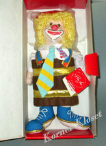 Loveable Luke Clown Doll - Love Ya This Much - by Ron Lee - Applause Inc... - $31.88