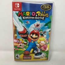 Mario + Rabbids Kingdom Battle (Nintendo Switch, 2017) Pixel Pack Code U... - $34.64