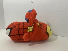 Jay at Play Marvel reversible plush Spiderman Iron Man small double sided toy  - $6.92