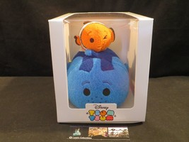 Finding Dory small Tsum & mini Nemo tsum June monthly subscription Disne... - $57.35