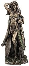 Freya Norse Goddess of Love, Beauty and Fertility Statue - $66.22
