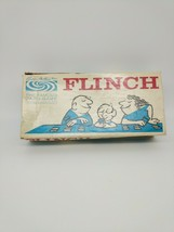 Vintage 1963 Parker Brothers FLINCH The Famous Card Game Complete w/Instructions - $20.10