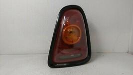 2007-2010 Mini Cooper Passenger Right Side Tail Light Taillight Oem 85377 - $198.25