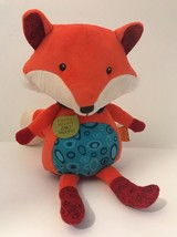 B Happy Yappies Pipsqueak the Fox Talk Back Plush Stuffed Animal B Chatt... - $14.59