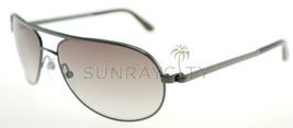 Tom Ford Mathias 143 08F Gunmetal / Brown Gradient Sunglasses TF143 08F - $185.22