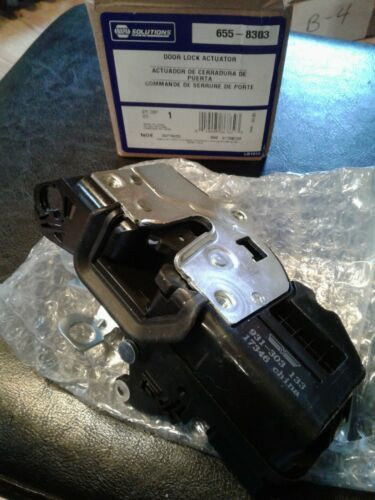 fits Chevy Cadillac GMC Door Lock Actuator Integrated with Latch Dorman 931-303
