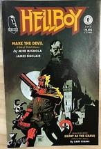 HELLBOY Wake the Devil #1 (1996) Dark Horse Comics FINE - $9.89