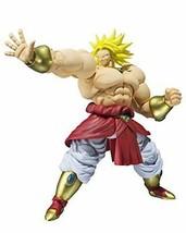 Bandai S.H.Figurines Dragon Ball Z Super Saiyan Broly Action Figurine Japon - $265.39