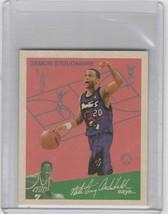 1997-98 Fleer - Goudey Greats #14GG Damon Stoudamire - $1.00