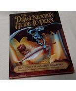 DRAGONLOVER'S GUIDE TO PERN /JODY NYE /ANNEMCCFFREY 1989 - $9.99