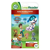 LeapFrog LeapReader Book Paw Patrol: The Great Robot Rescue - $24.70