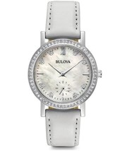 Bulova ladies watch Crystal 96L245 - $189.49