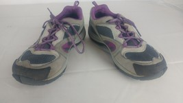 Merrell Women's Air Cushion Select Dry/Grip Grey/Purple Size 8.5 - $21.99