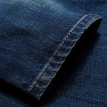 Sportsman fashion personality men's jeans image 9