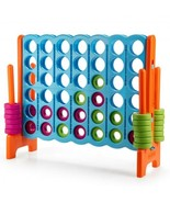 Jumbo 4 in A Row 4-to-Score Giant Game Set for Family Party Holiday - £180.15 GBP