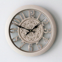 Resin Wall Clock available in multiple colors - $15.99