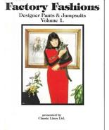 Factory Fashions by Classic Lines Ltd Designer Pants & Jumpsuits V 1 199... - $47.06