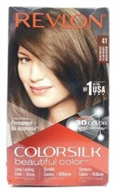 Revlon Colorsilk Beautiful Color - 41 Medium Brown - $10.99