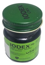 Iodex 28grams Ointment Iodine Methyl Salicylate Soothing Balm - $10.00