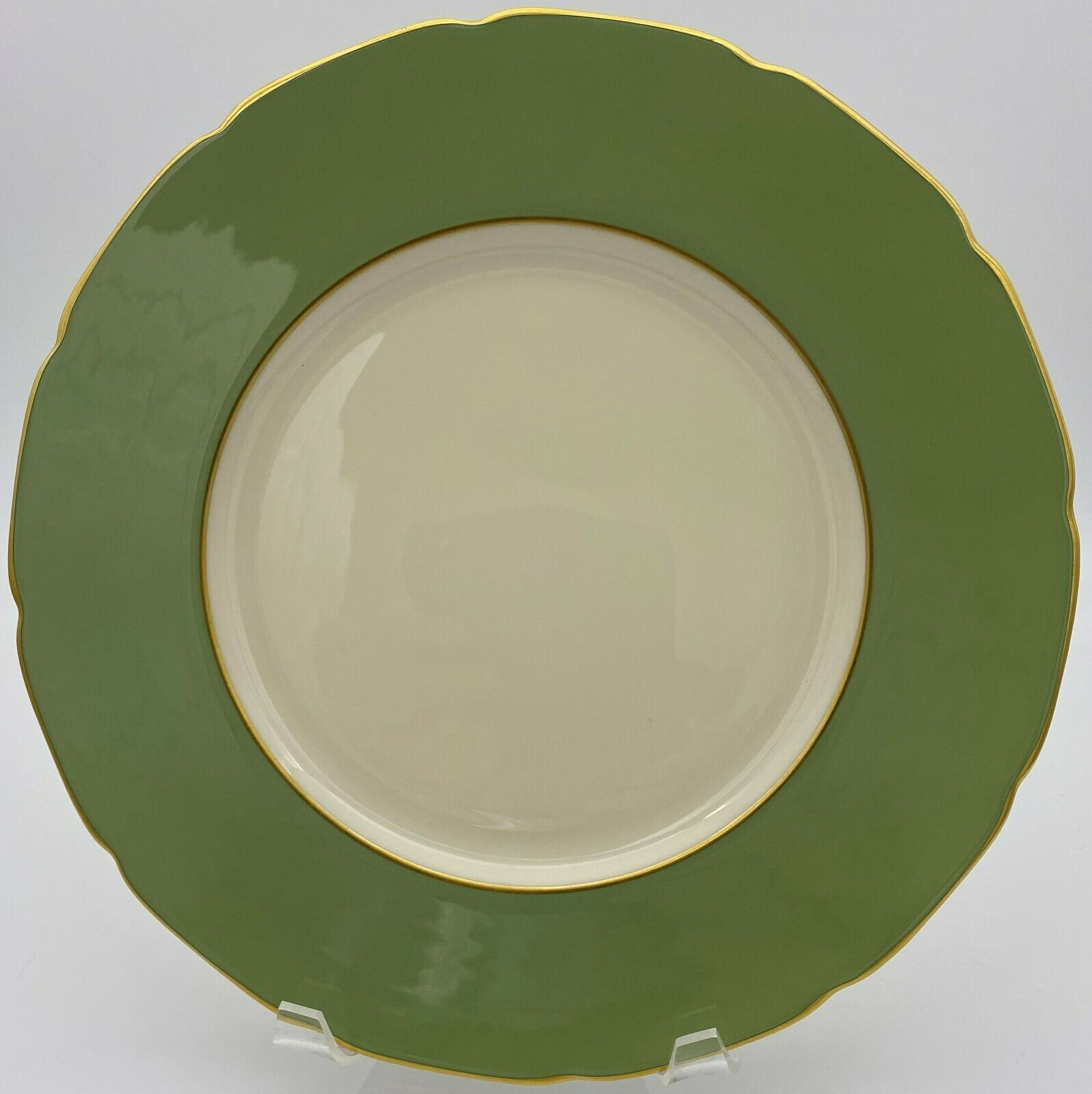 Lenox 1445/046X30-1 Celadon Dinner plate - $35.00