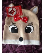 Rudolph The Red Nosed Reindeer Clarice Hat Rare Brand New w Tags  - $14.99