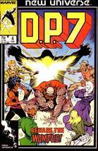 DP 7 #4 NM! ~ New Universe - $1.00