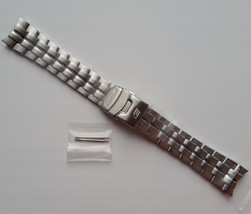 Genuine Replacement Watch Band 22mm Stainless Steel Bracelet Casio EQS-A... - $83.60