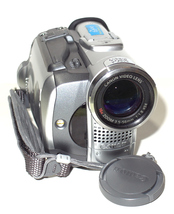 Canon Elura 65 Mini DV Camcorder w/16x Optical Zoom Mini DV - $120.00