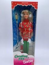 Caroling Fun Barbie Special Edition #14762 1995 NIB - $19.79