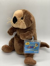 Webkinz Sea Otter With Sealed Code Tag Plush Stuffed Animal Retired HM359 - $30.68